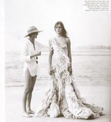 Alexander McQueen Oyster Dress