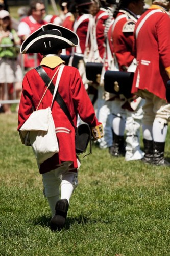 Young Redcoat