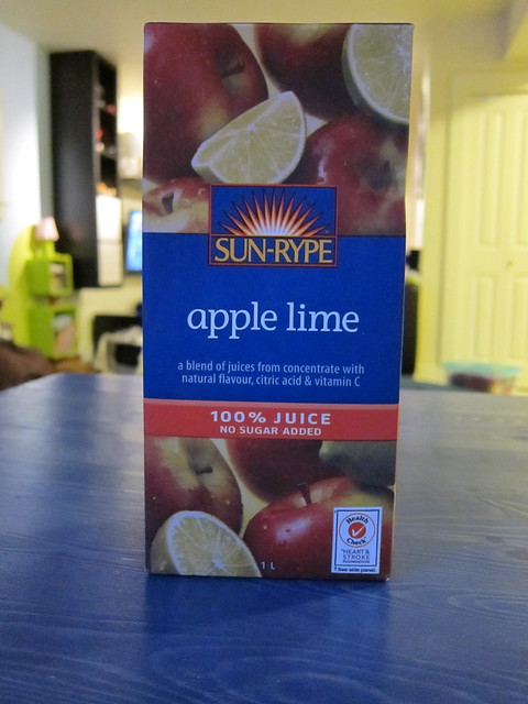 Apple Lime Juice
