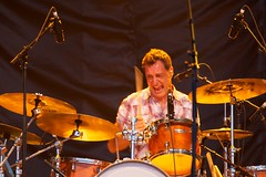 Classic Drummer Face!