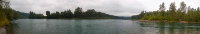 Skagit River Panorama