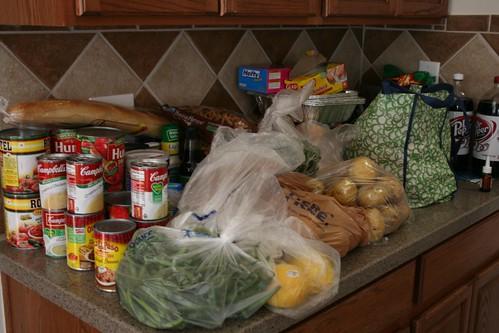 BIG grocery shopping!