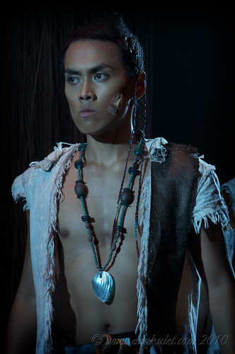 Kevin Concepcion as Aldervezin