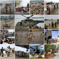 Pakistan Floods 2010 - Helpless and Helpers