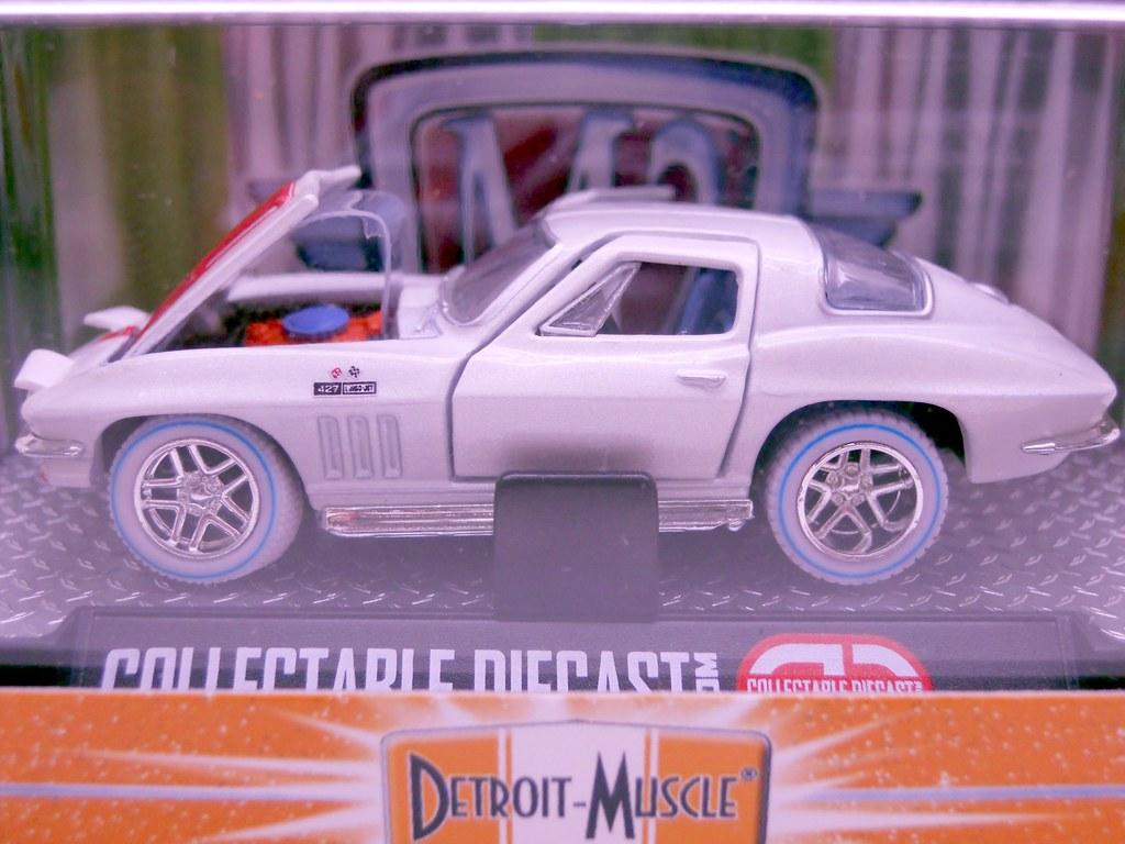 m2 collectable diecast corvette stingray (2)