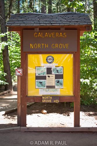 North Grove Trailhead