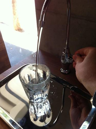 water station - mecca espresso, ultimo