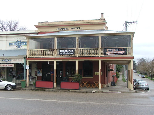 Picture of A Historic Hotel In Beechworth, Victoria