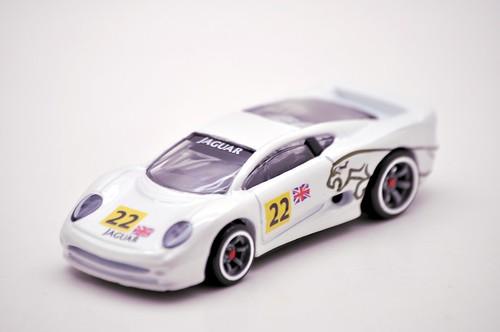 hw speed machine jaguar xj220 (3)