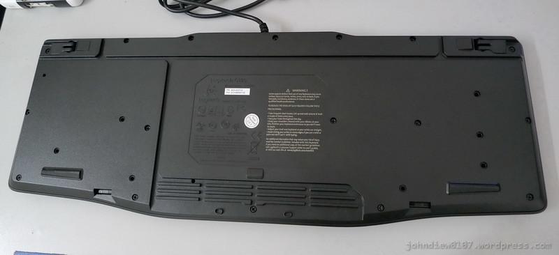 Logitech G110 - 08