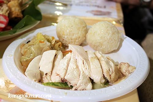 Yeh Lai Siang Hainanese Chicken Rice
