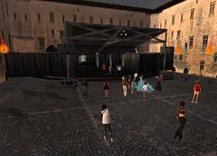 LE OFF: il Festival d'Avignon approda in Second Life® con una sim tutta da visitar