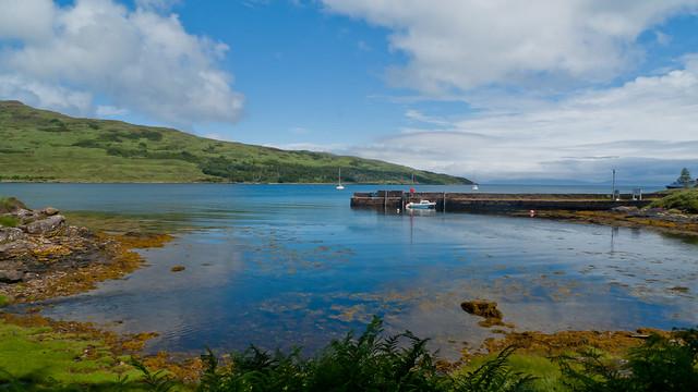 Loch Scresort, Kinloch