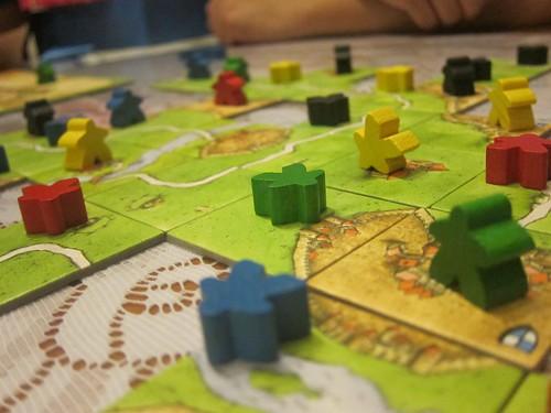 Carcassonne <3