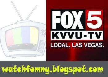 KVVU 5 (FOX 5) Las Vegas