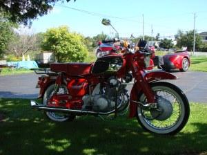 1965 Honda 90cc Motorcycle 1965 wiring diagram