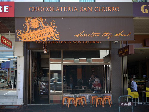 Chocolateria San Churro, Leederville