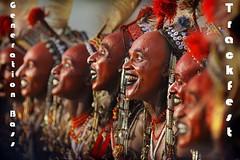 BBC Human Planet : Wodaabe Gerewol , Niger , A...