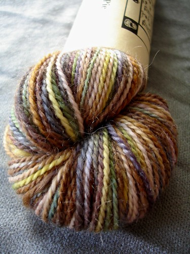 Apple Laine - Apple Pie yarn