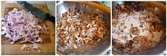 Shallots & Mushrooms