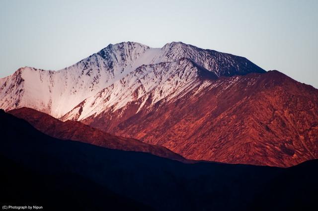 Himalayan Hues.
