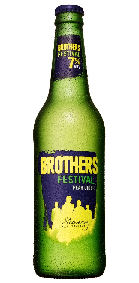 Brothers Festival Pear Cider (7% ABV <-- festival strength!)