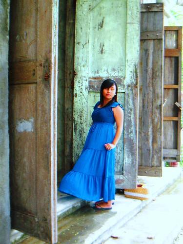 Anika Punzalan at Sitio Remedios, Ilocos Norte