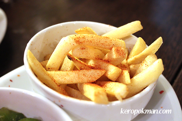 Peri-fect Platter - Old Style Chips