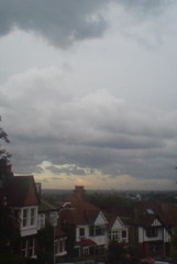 North London Sunset: Muswell Hill