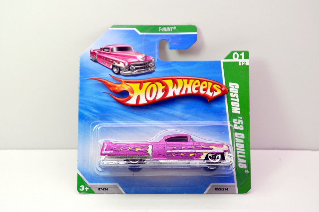 hws treasure hunt custom 53 cadillac 1