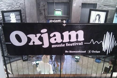 Oxjam banner