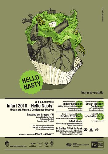 Infart 2010 - Hello Nasty