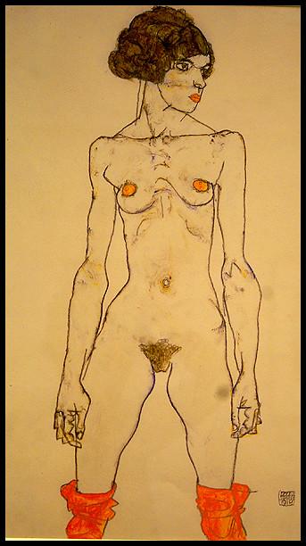 Schiele- woman.JPG