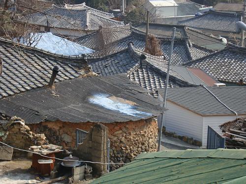 Gijang 마을