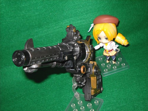 Big machine gun!