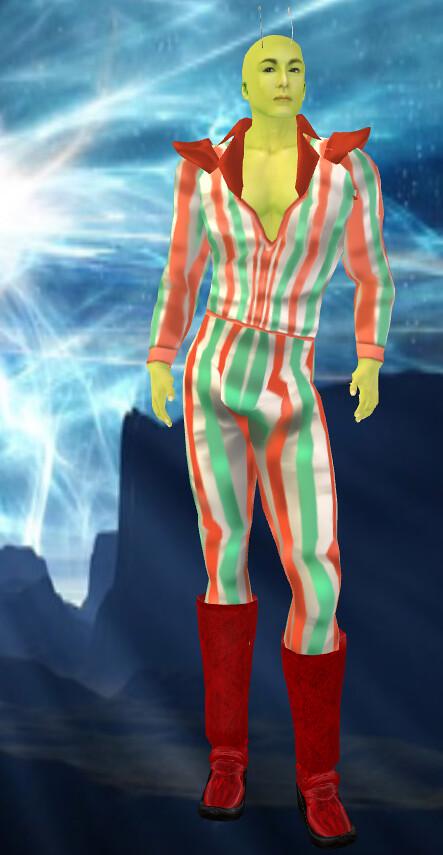 Avatar Bazaar Ziggy Stardust OOTWH