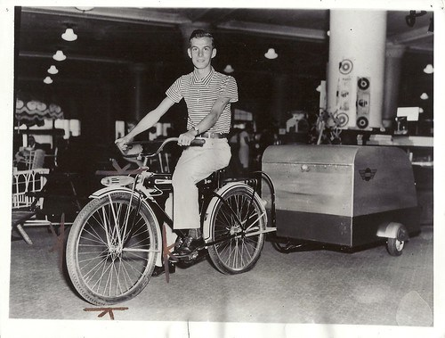 bicycle sleeping car
