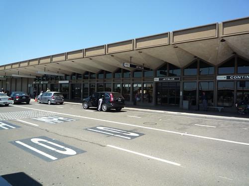 Old Terminal B SMF
