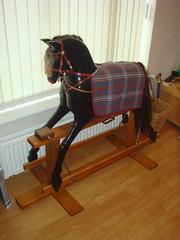 Grandpa's Horse
