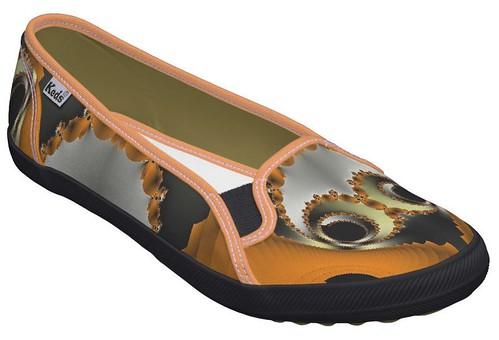 Shemalay Fractal Shoe