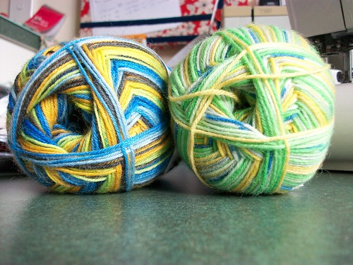 Commercial Sock Wool