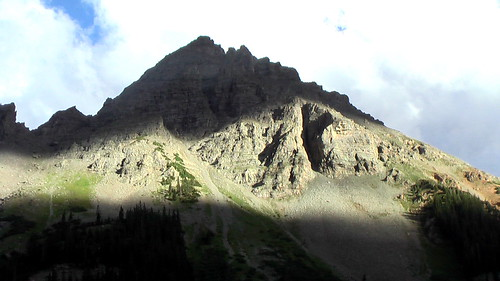 Maroon Bells 4 Passes Hike