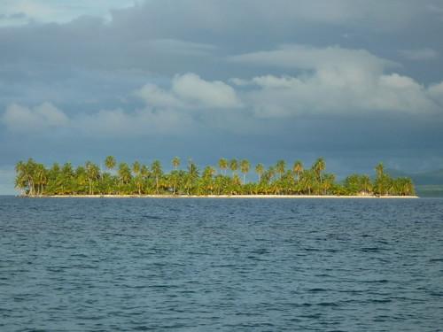 Land in Sicht - angekommen in der Karibik!