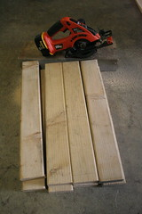 Alaia 2 x 4 Blank Clamps