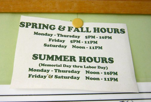 Tropical Treat  Hanover PA Hours