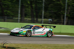 "Ferrari 488 GT3 - Kaspersky Motorsport #55 • <a style=""font-size:0.8em;"" href=""http://www.flickr.com/photos/144994865@N06/35559886121/"" target=""_blank"">View on Flickr</a>"