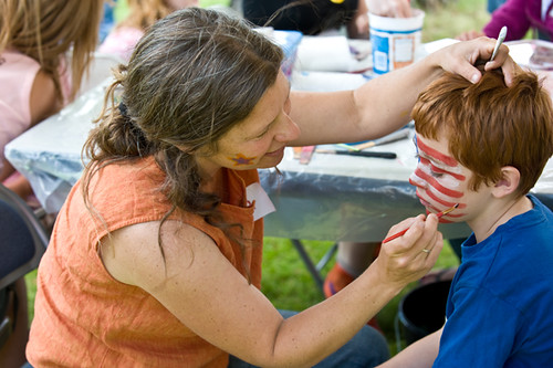 Methow Arts Festival on the Fourth of July