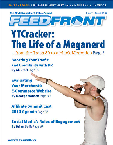 FeedFront Magazine Issue 11, July 2010