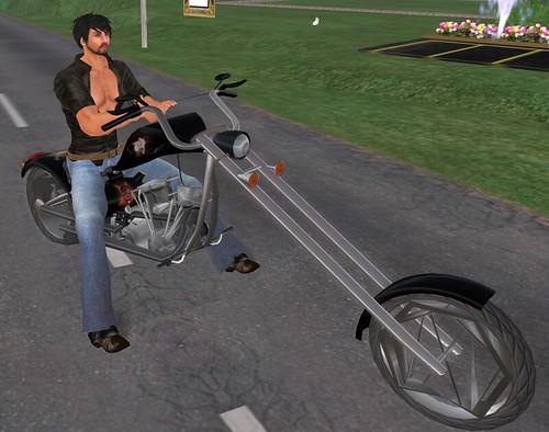 The Taipan Run Out Model Chopper