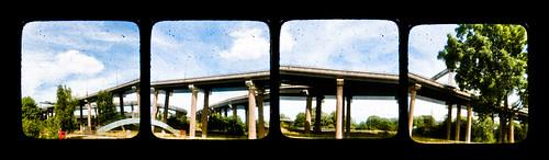 Motorway Quadriptych